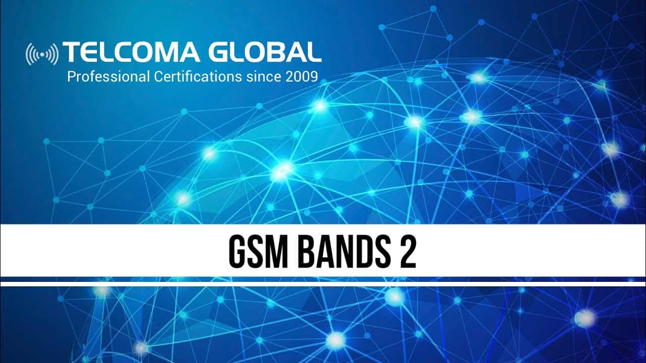 GSM Frequency Bands 2