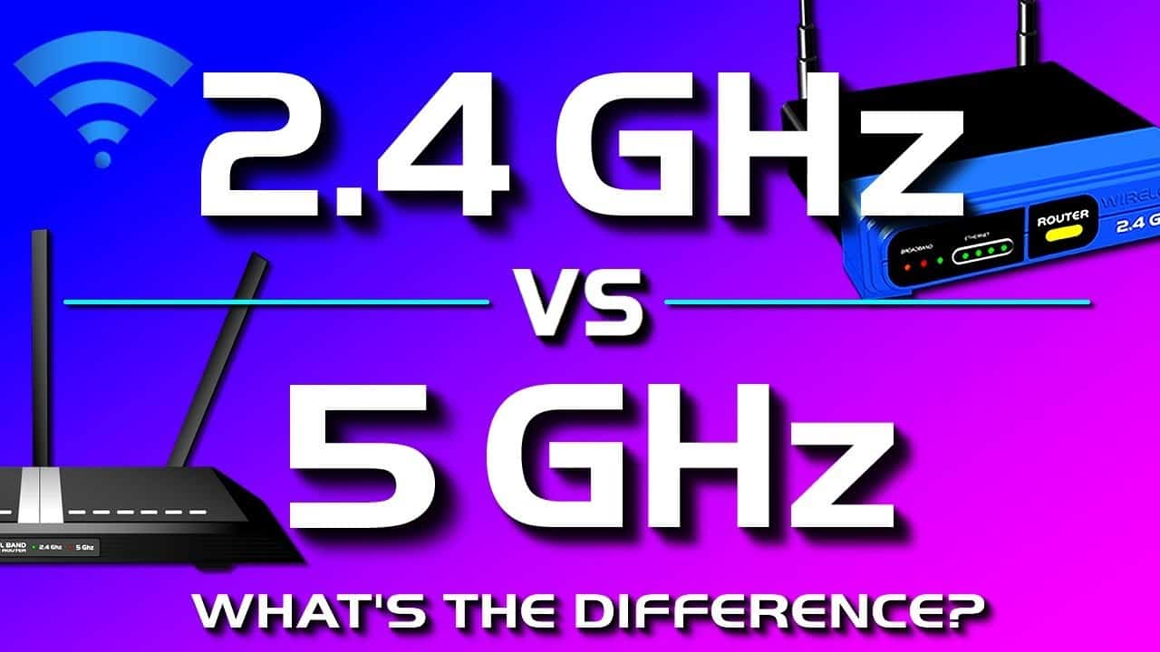Tri-Band WiFi Router Explained 2.4 Ghz and 5 Ghz